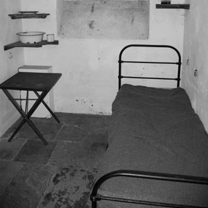 Spend the night locked in Nottinghams Most Haunted Prison Cell at the Galleries of Justice